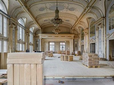 Burgerratssaal 1. OG
